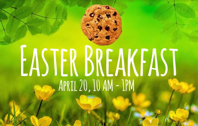 Easter Breakfast 2019
