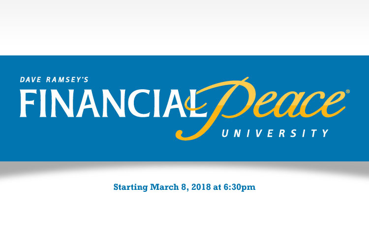 Financial Peace University 2018