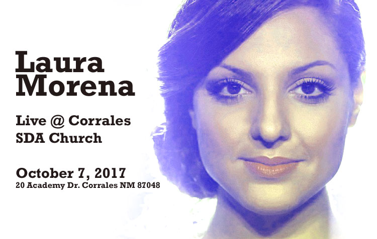 Laura Morena Live